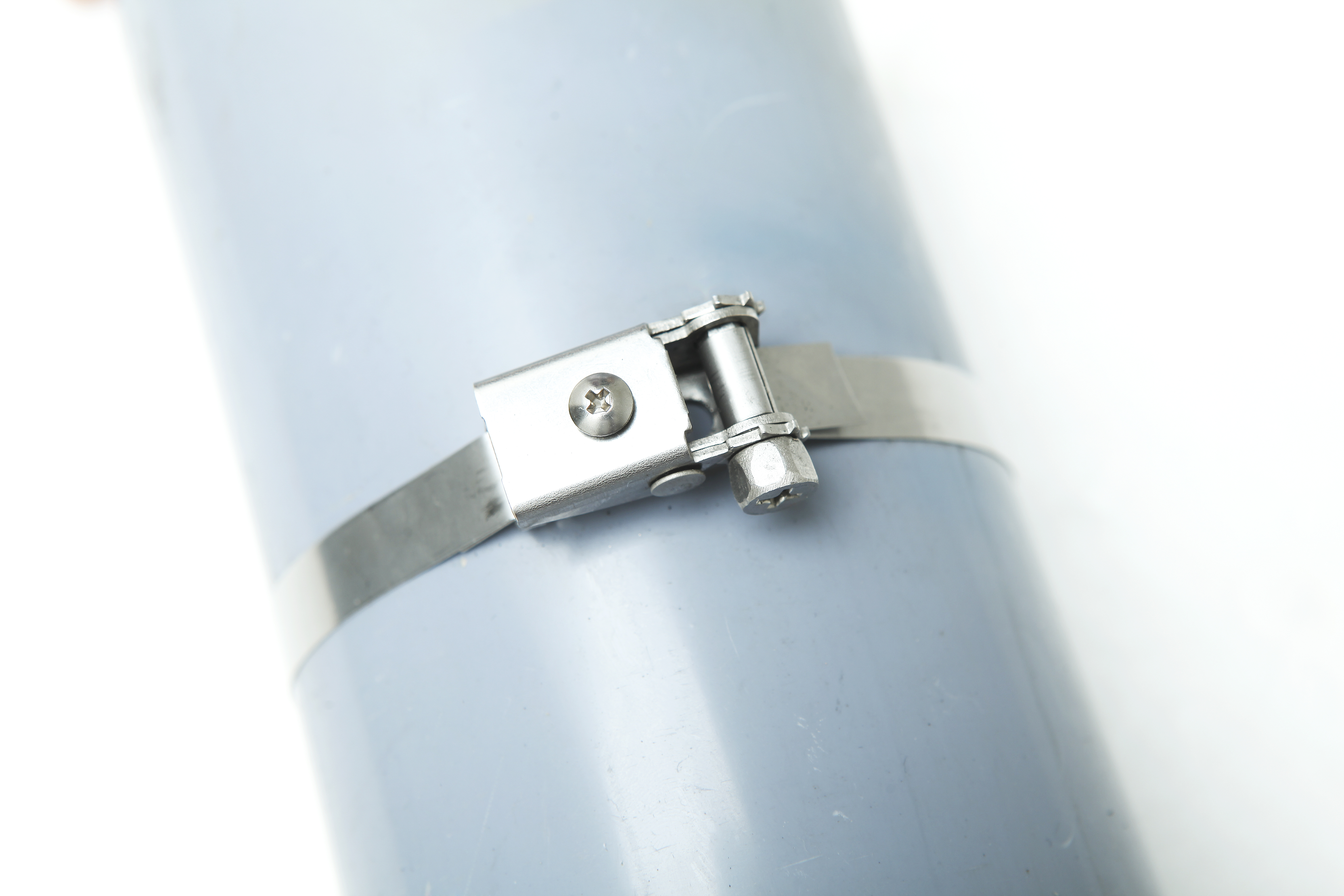 Stainless steel high pressure band